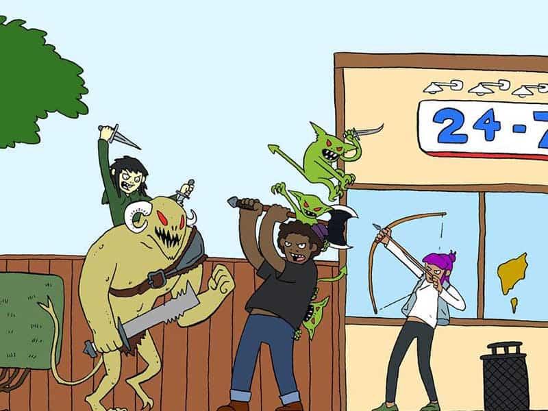 Rat Bashers 24-7 Store
