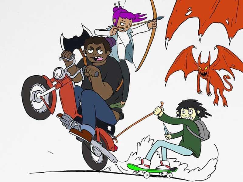 Rat Bashers Motorcycle