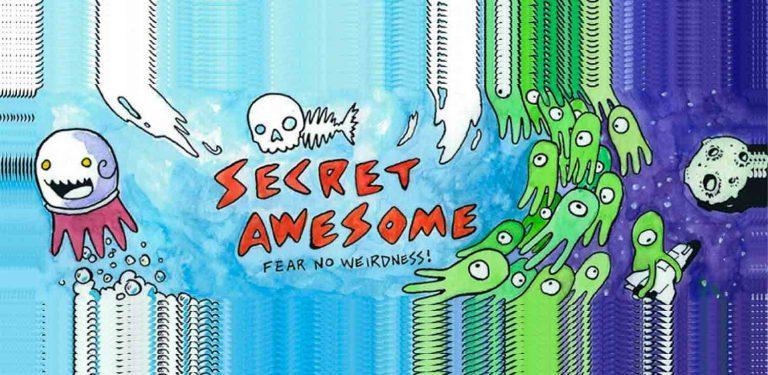Secret Awesome, Fear No Weirdness, portal back to headquarters!
